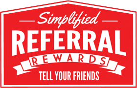 Siplified Referral Rewards