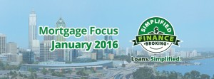 Mortgage Focus January 2016
